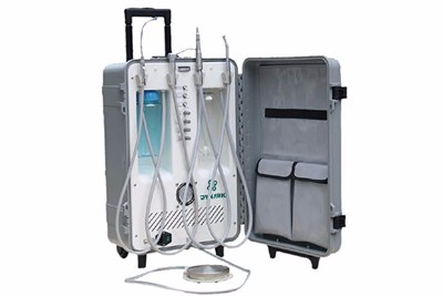 Portable dental unit for dentist
