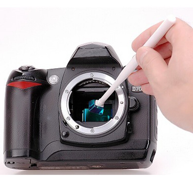 Камера CCD CMOS оптический датчик пыль наборы для чистки желе чистящее средство ручка для Nikon Canon камера линзы бразилия россия 1 шт.
