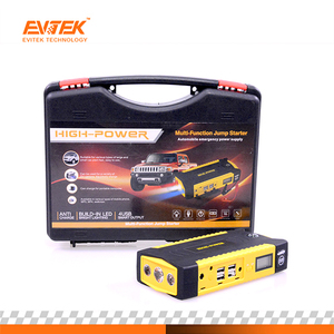 69800mah multi-function power bank emergency auto battery booster pack car jump starter