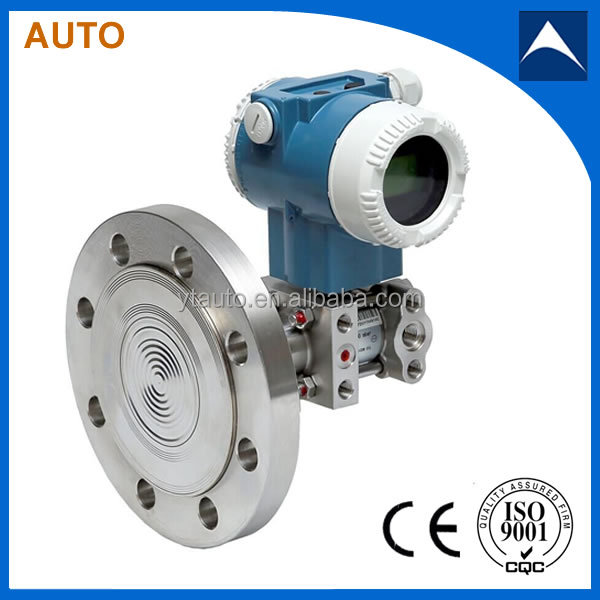 Hot sale electronic 3051DP Smart Double flange Differential Pressure Transmitter
