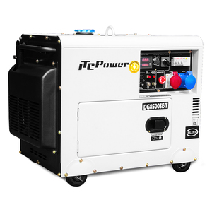 China manufacturer factory price 5kw silent diesel electric power generator
