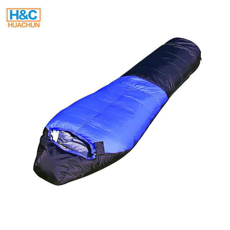 Wholesale military inflatable sleeping bags for cold weather