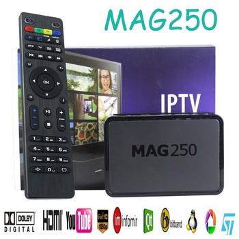 Wholesale mag 250 iptv providers mag 250 wifi usb mag 250 arabic ...