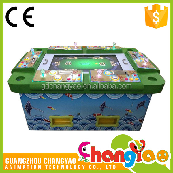 Arcade IGS Machine Catching Fish Game Machine Kit