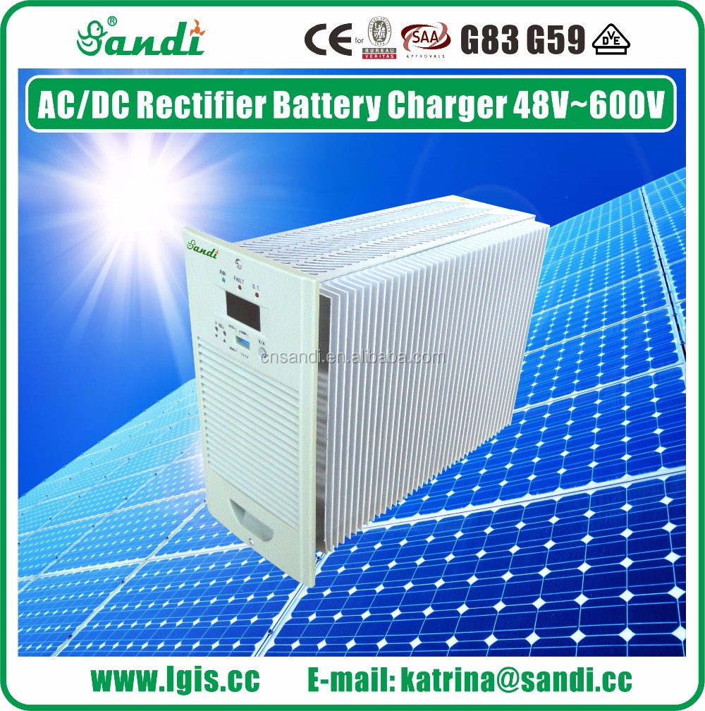220VAC Input Battery Charging Rectifier 110D10ZZ-220VAC for 110V DC Power System