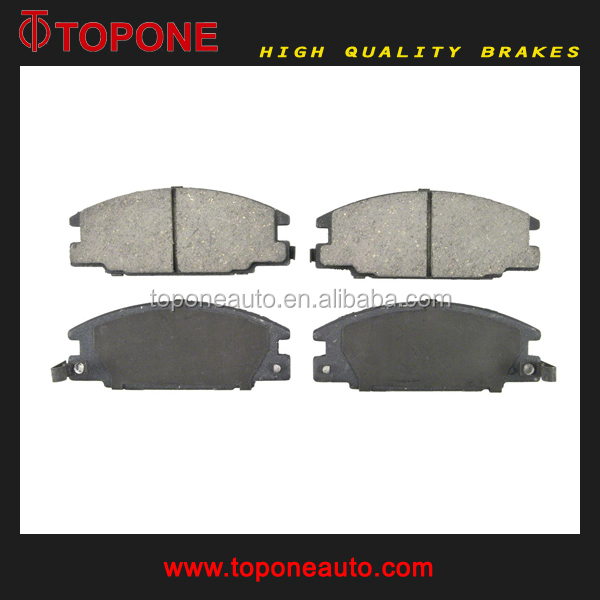 AN248WK D363 94461155 8944832201 brake system For ISUZU Pickup For HONDA Auto Brake Pads