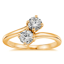 New Model Simple Jewelry Fashion Latest Zircon Stone Silver Engagement Gold Plated Wedding Ring Designs for Girls Women