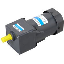 90W 90mm high voltage sayama geared motor