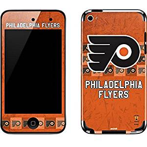 NHL Philadelphia Flyers iPod Touch (4th Gen) Skin - Philadelphia Flyers Design Vinyl Decal Skin For Your iPod Touch (4th Gen)