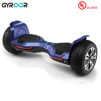Private mode high-end hoverboard, APP purple 8.5 inch off-road hoverboard with Audi A6 led lights