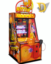 Hittin hoops <span class=keywords><strong>basketbal</strong></span> machine <span class=keywords><strong>arcade</strong></span> games voor kids
