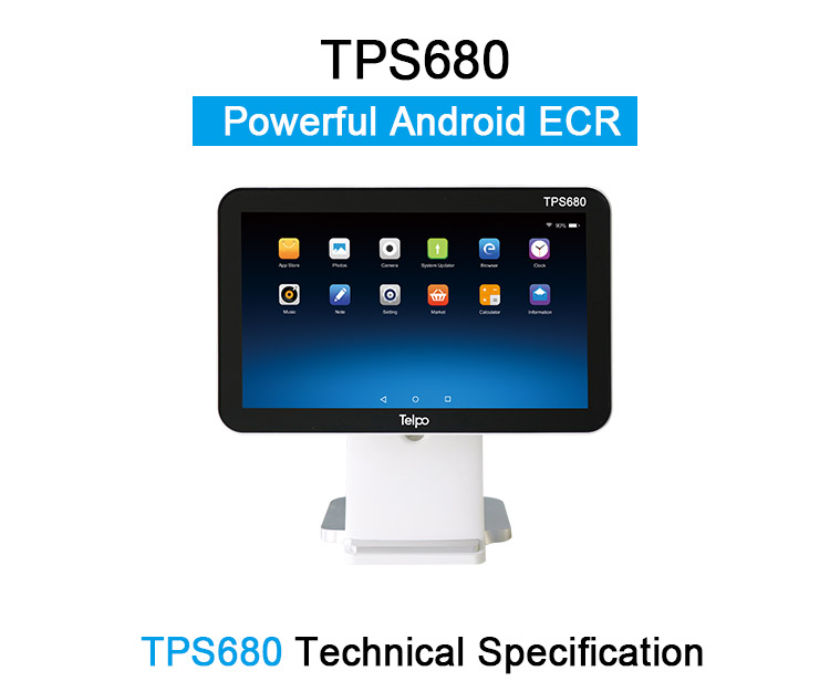 cheap price mini portable cash register wifi 15.6 Inch pos machine all in one