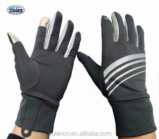 Yulan CG215 short finger cycling gloves touchable