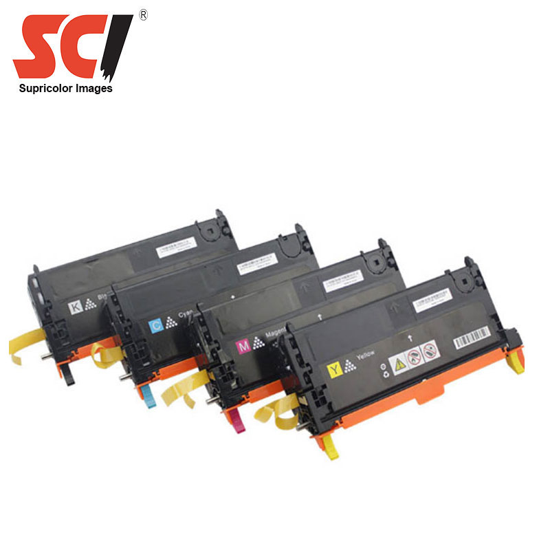 Compatible toner cartridge for Xerox Phaser 6180 toner 113R00723 113R00724 113R00725 113R00726