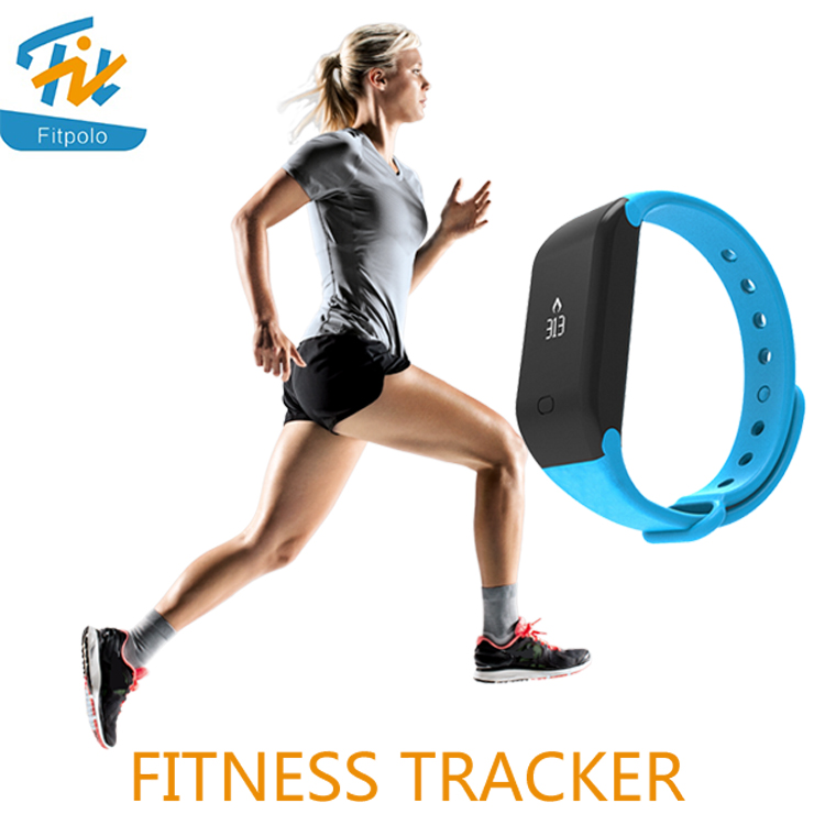 ID115 HR Smart Band Waterproof Fitness Activity Tracker with Heart Rate Monitor Pedometer