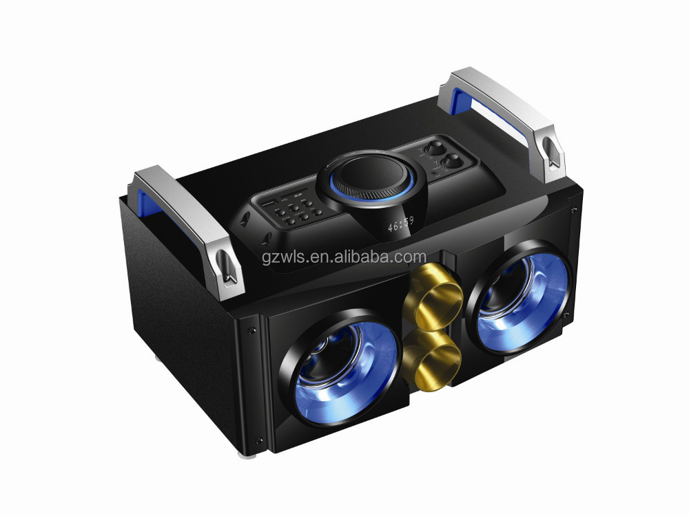 speaker wls 2.1 subwoofer 50w pmpo support USB SD card playing functions with CE,CB, ISO, ROHS certification