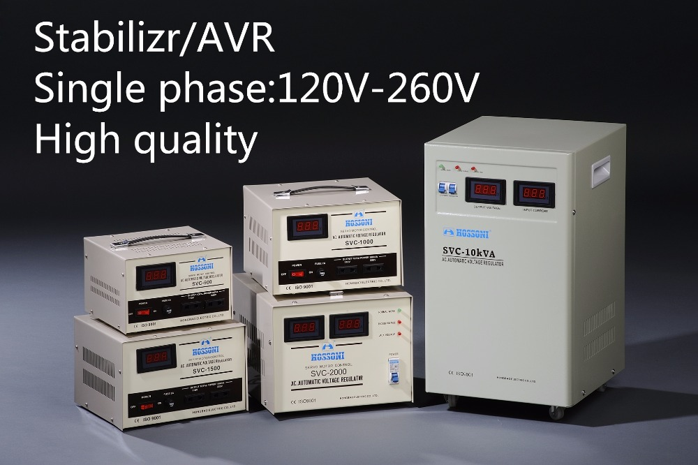 SVC-E 2000VA ,digital display ac voltage regulators,AVR with CE