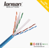 Hot sale network cable cat6 utp nexans With Stable Function