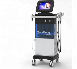 Factory price Beauty chamfer Hydra Microdermabrasion Machine