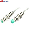 China low cost DC 3wire pnp npn inductive sensor 5v M12 proximity switch