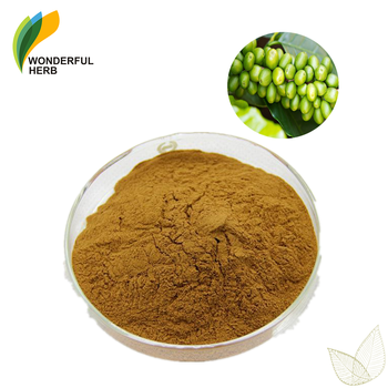 Weight loss chlorogenic acid bean berry extract low price Green Coffee Extract