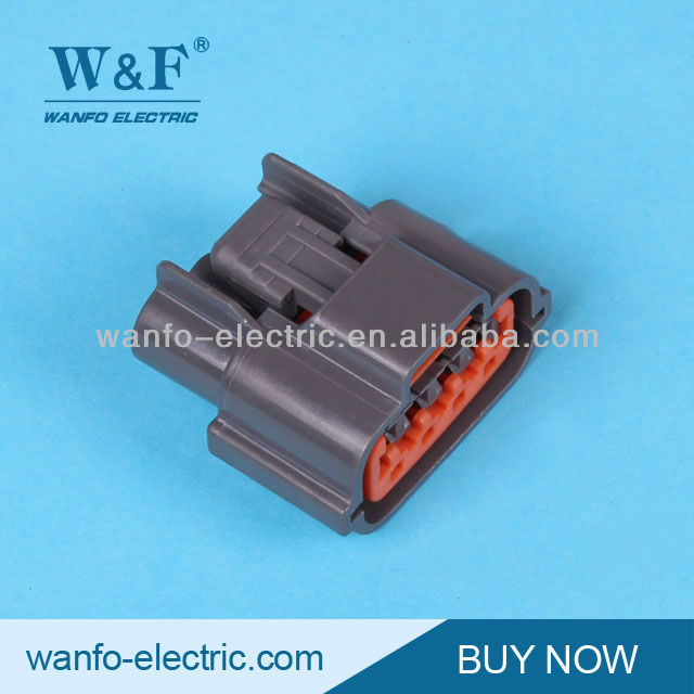 DJ7049-2.2-21 gray auto electrical connectors waterproof