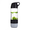 2018 new gadgets 2 in 1 water bottle bluetooth speaker 3w mini speaker with TF card