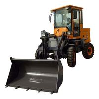 Heavy machinery Construction new wheel loader machine for sale