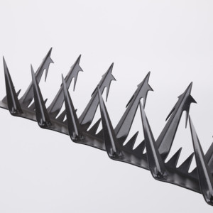 Barbed wire razor wire mesh wall spike/concertina razor barbed wire mesh