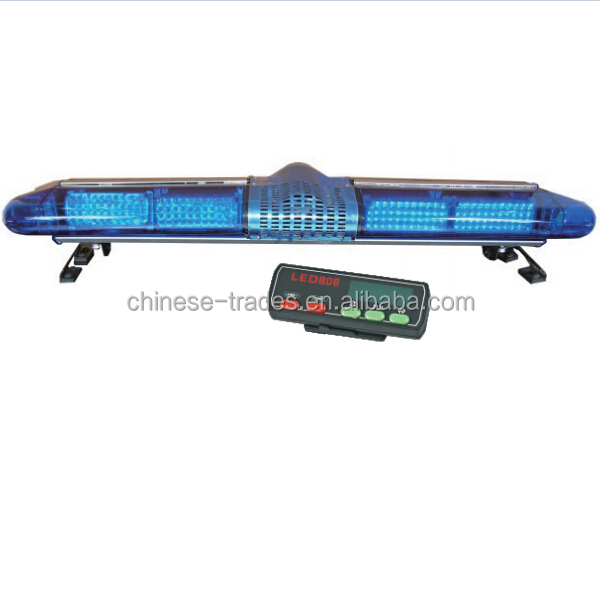 HEADLIGHT TYPE AND LED LAMP TYPE FLASHING WARNING LIGHT BAR