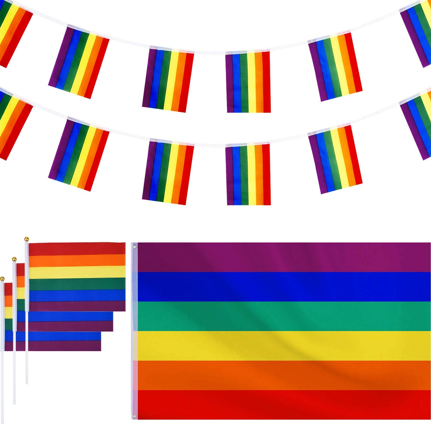 Cheap Gay Pride Decorations Find Gay Pride Decorations Deals On