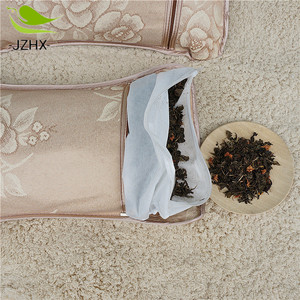 Chinese version summer cooling bamboo jasmine tea filled pillow