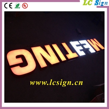 China Outdoor Sign Suppliers,3d Building Letter Sign With Led ...