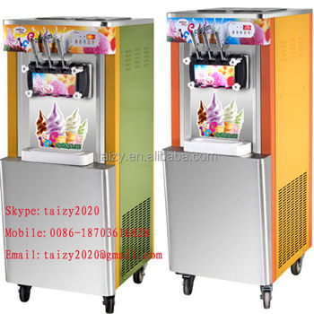used soft serve machine