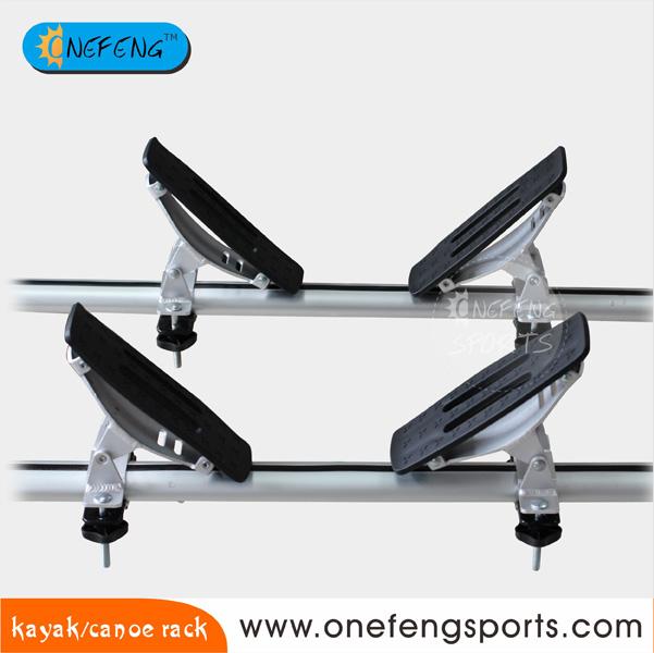 Porte kayak glide et ensemble selle haut de gamme voiture for Porte kayak voiture