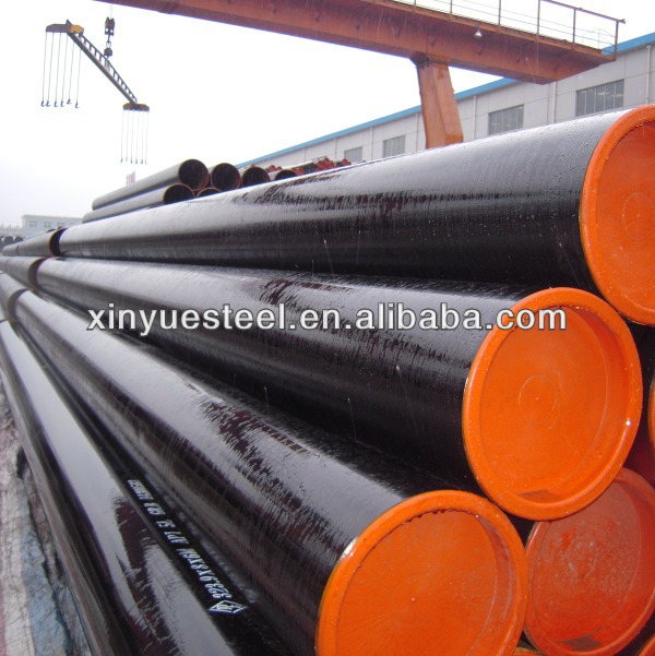 electric resistance welded steel pipe size
