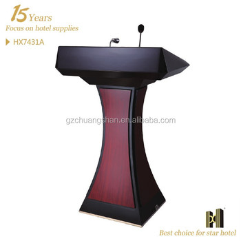 New Designs Conference Lectern Podium