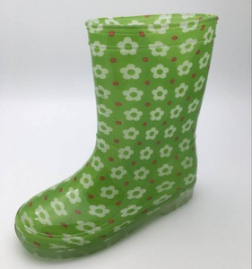 cowboy kids boots flower with dots keen rain shoes