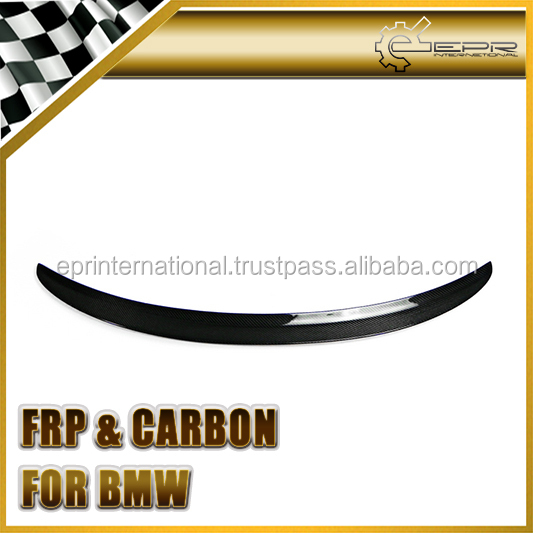 For BMW F22 2-Series Carbon Fiber Performance Style Rear Spoiler