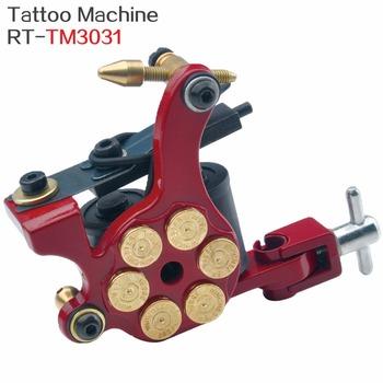 Hand Made Tattoo Gun Type Professional Coil Tattoo Machine - Buy ...