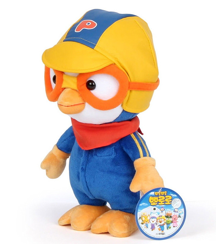 PORORO 38CM Plush Soft Korean Animation Dolls Rag Toy Stuffed Animals Baby Kids /item# G4W8B-48Q15170