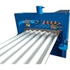 Roof Steel Roll Forming Machine , Corrugated Coloured Steel Forming Machine , Equipment for Metal Roofing