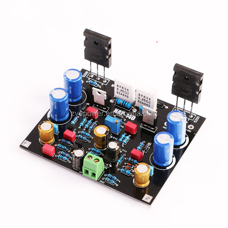 Nap140 Power Amplifier Kit / Class B Amplifier Board Pcb Finished Pieces Of  Spare Parts Pk / Lm3886 - Buy Amplifier Board,Power Amplifier Kit,Class B
