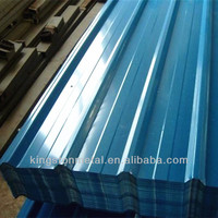 Quality guaranteed coloured corrugated galvanized sheet metal prices