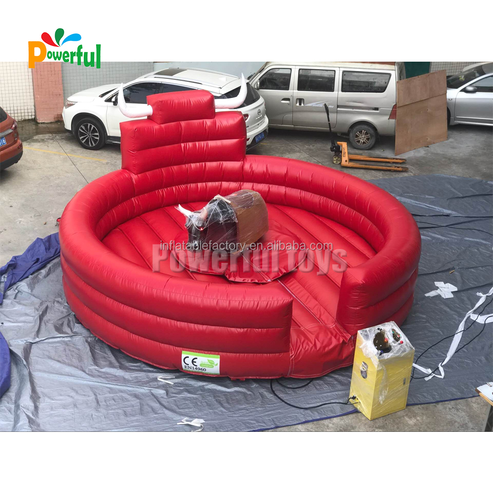 carnival games inflatable Events Mechanical Bull Carnival bull Ride Rentals