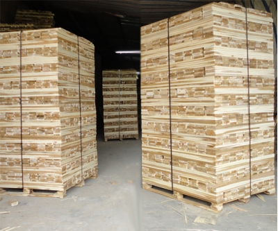 KD S4S Acacia hardwood for flooring from Vietnam