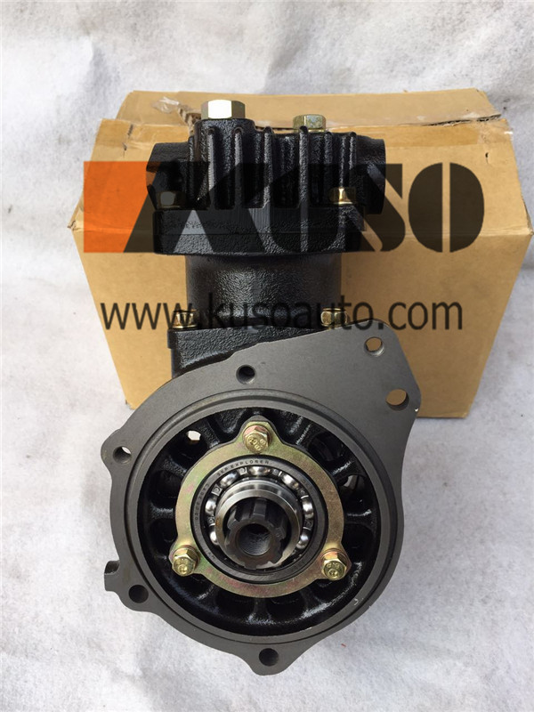 Air Compressor Pump 6d16 For Fk417fuso Truck (air Cooling Type ...