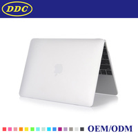 2016 NEW Rubberized Matte Frosted Hard PC Case Laptop Cover for Macbook Pro Air Case