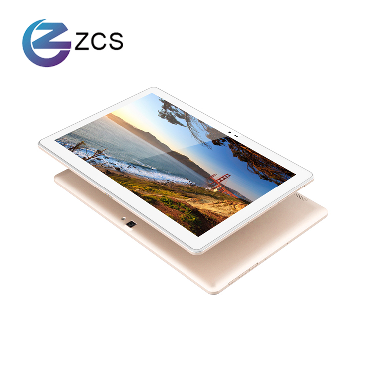 ZCS ET10 8000mAh Battery Android 7.0 / 3GB RAM 32GB ROM 4G WIFI Tablet 10.1 inch support GPS/ Android/Handwriting Pen