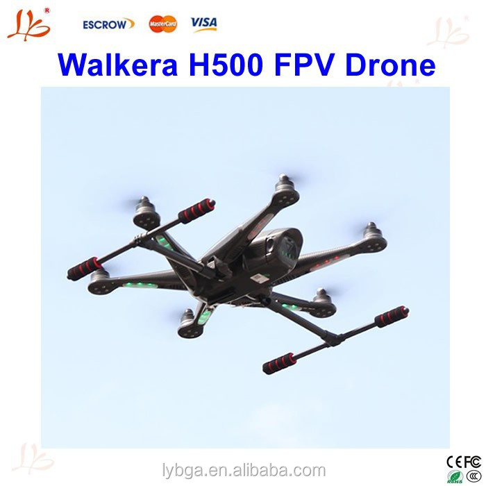 Walkera H500 FPV Drone with1080P HD Camera,GPS One key Go Home, Compatible Gopro3 3+,PK dji Phantom 2